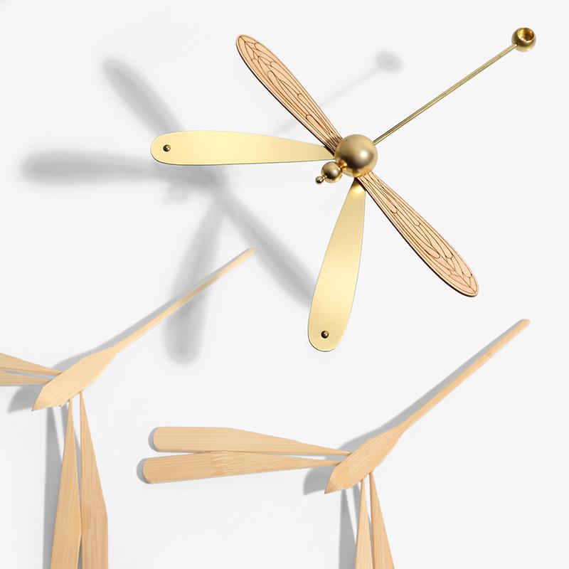 入诗蜻蜓平衡扩香器