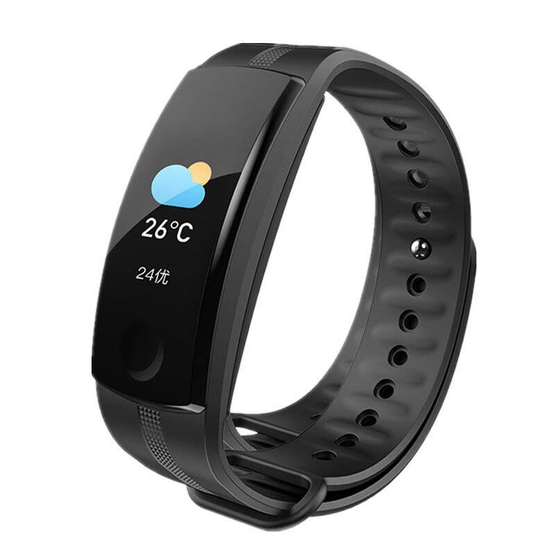 咕咚液晶显示触控屏手环