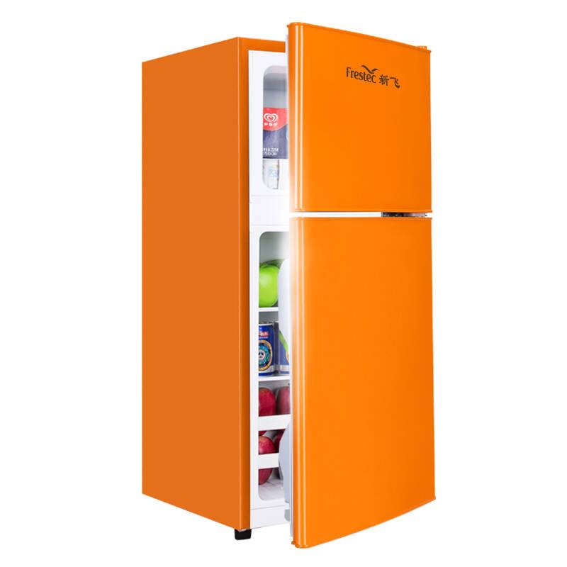 小型双开门冰箱推荐前十名
