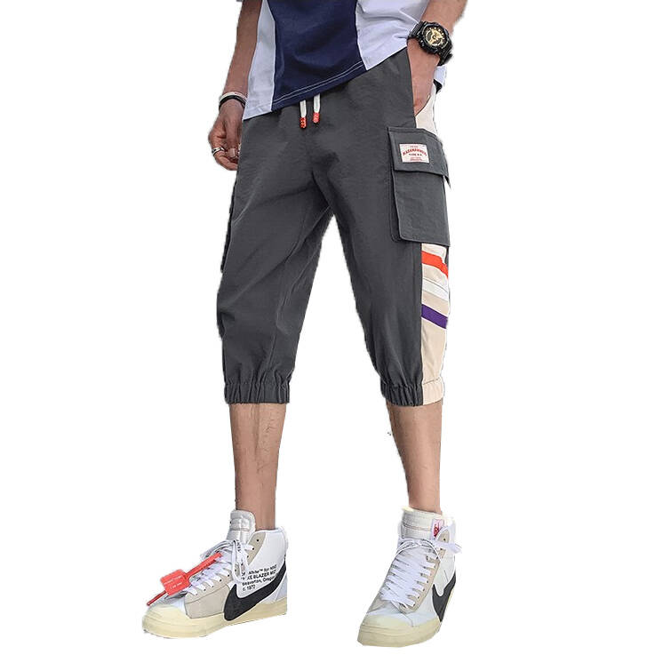 2021夏季新款男士七分短裤推荐