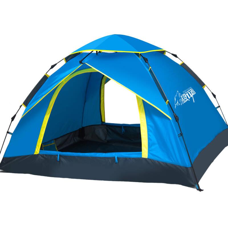 2021年十款野营帐篷推荐