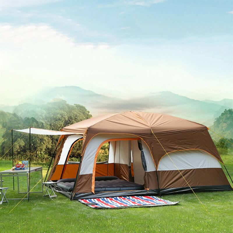 防风防雨的户外帐篷十大排行榜