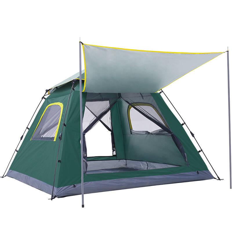 最好的露营帐篷十大排行榜
