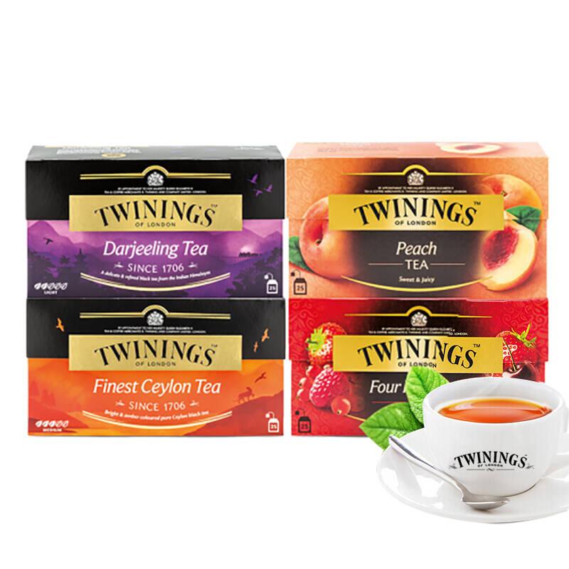 最好的进口红茶推荐排名前十