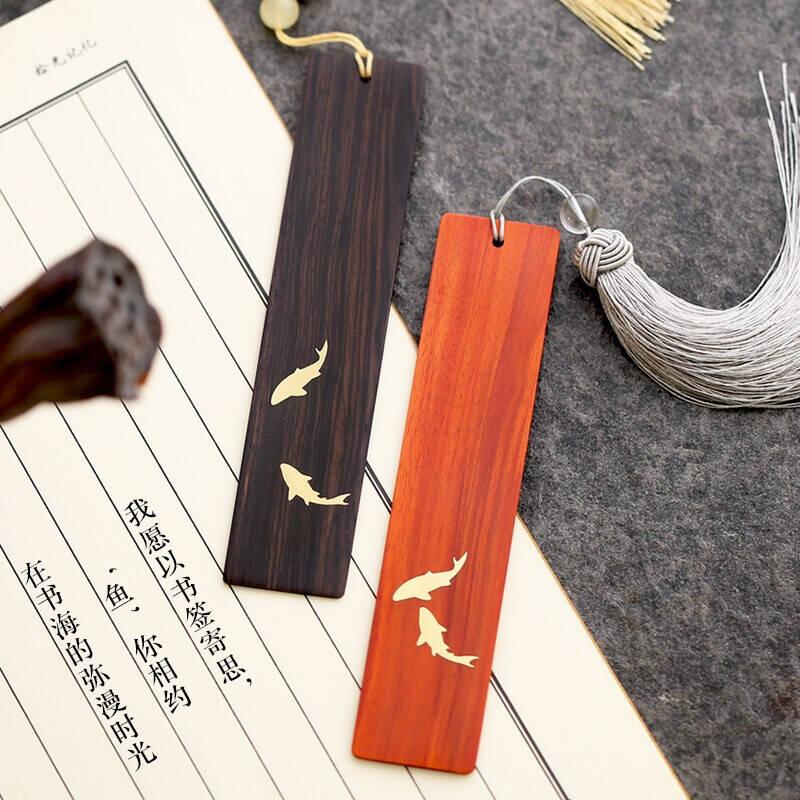 小雕匠 中国风创意书签