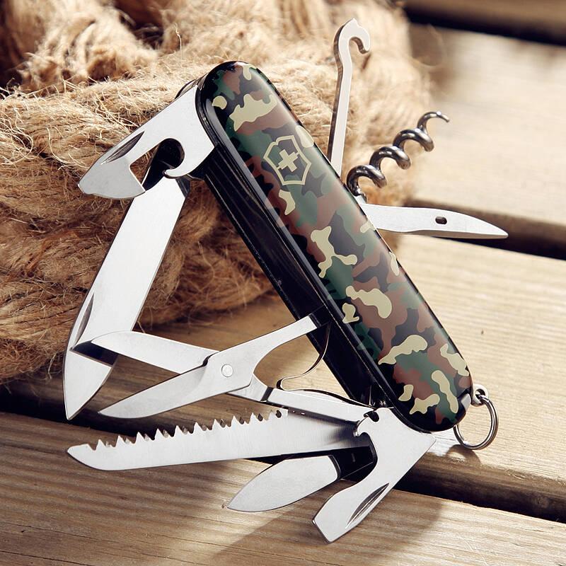 维氏 迷彩刀具