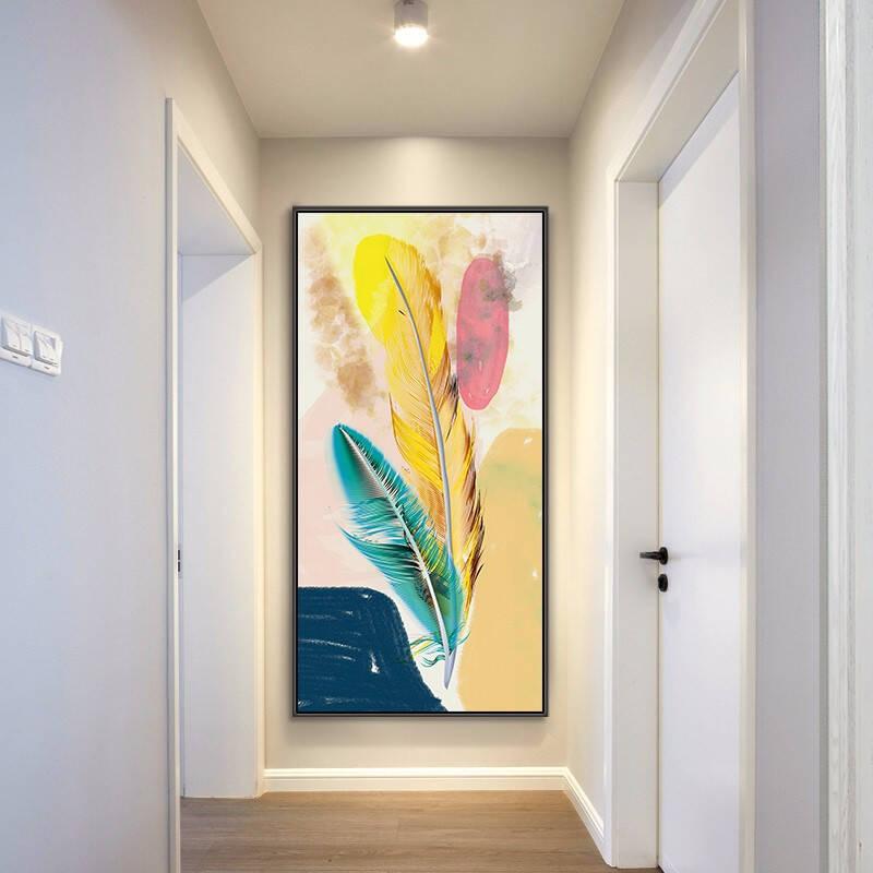 适合家里客厅的装饰画十大排名