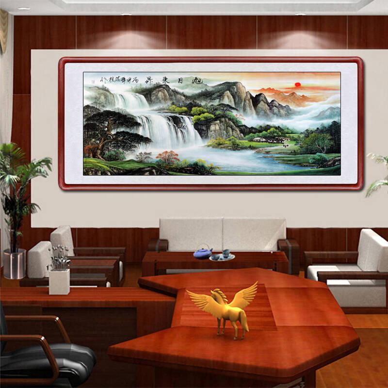 客厅新中式风格挂画排行榜