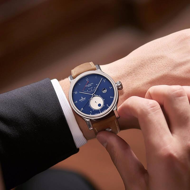 性价比十大德国手表排名