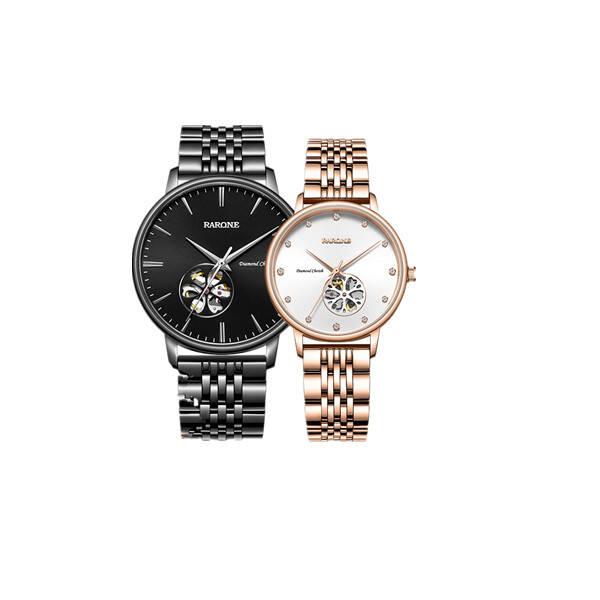 2021年最流行的情侣手表
