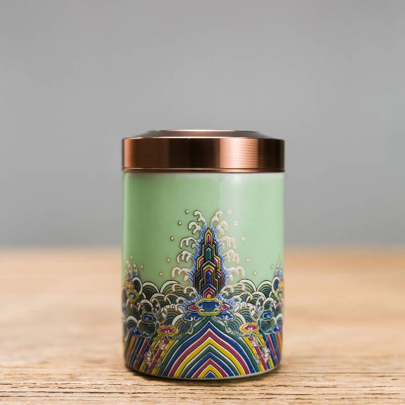 装茶叶的十大瓷罐排行榜