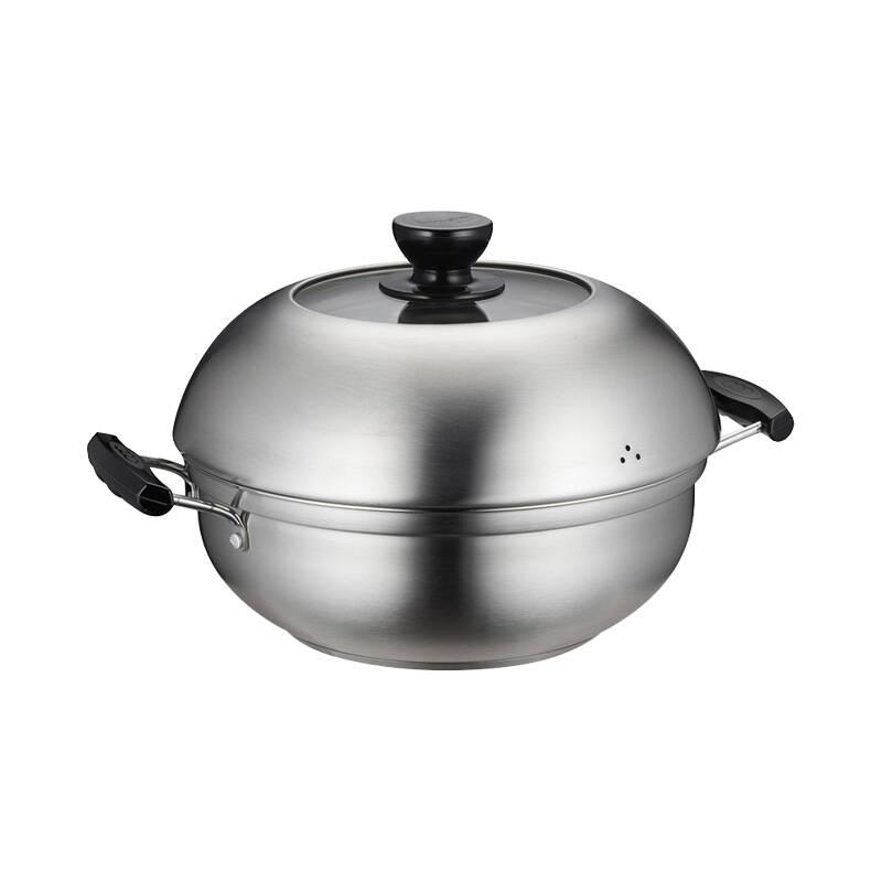 苏泊尔 三层加厚蒸锅