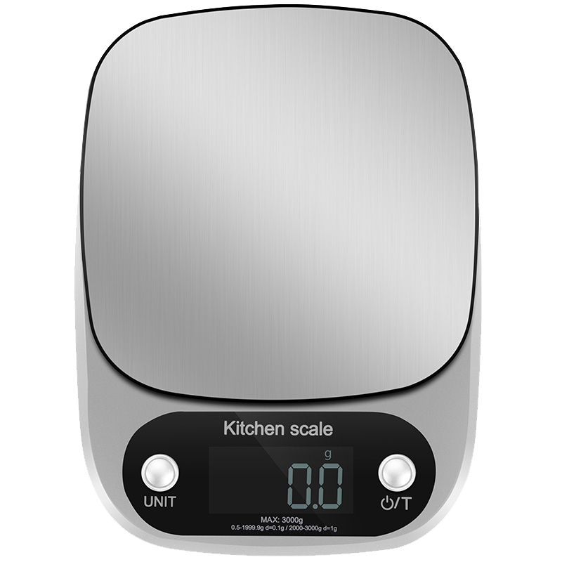 拜杰 厨房烘焙精准电子秤
