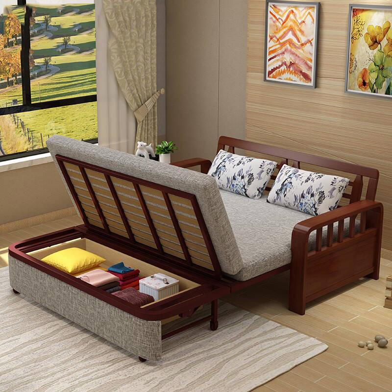 小户型多用储物沙发床排行榜