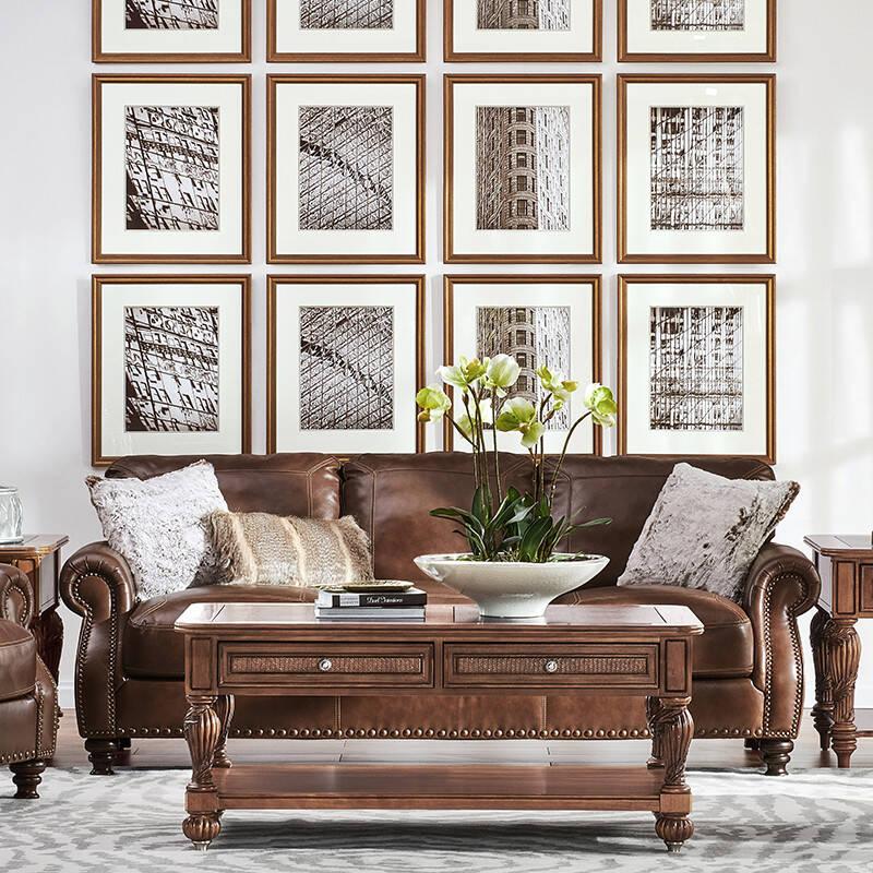 2021年最新的美式沙发推荐
