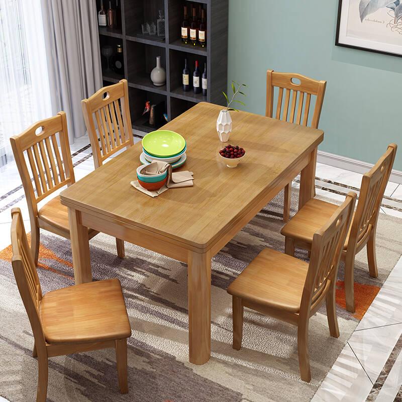 现在最流行的实木餐桌推荐前十