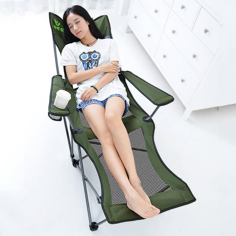 威野营办公室午休躺椅折叠椅