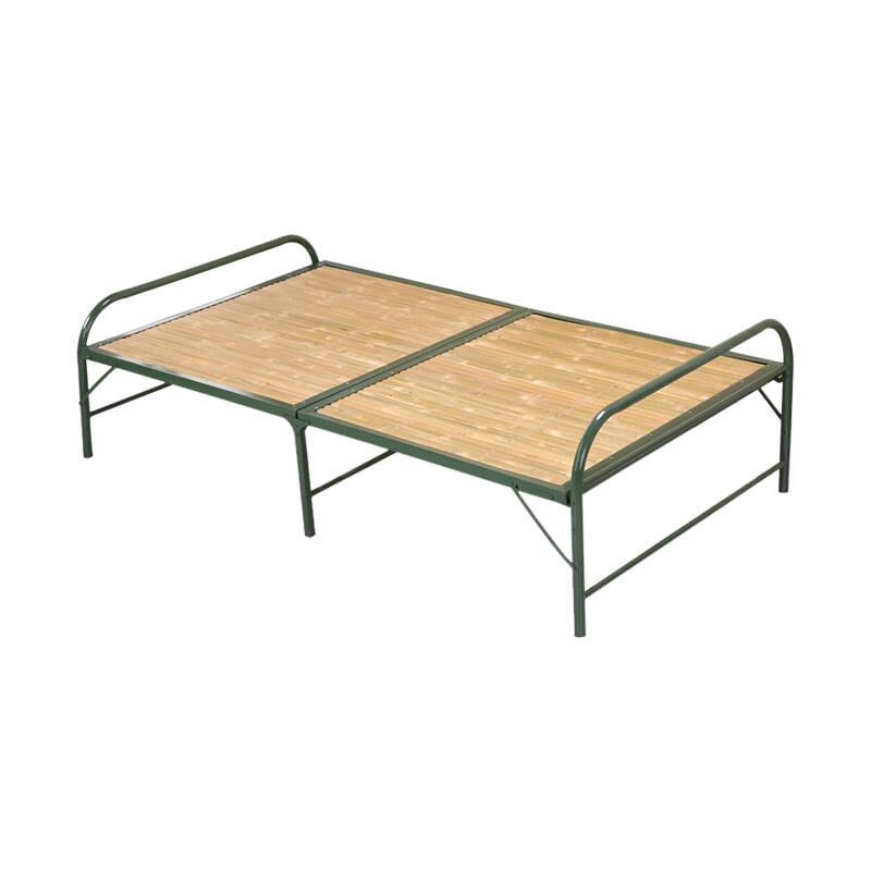 家无界 加固竹板折叠床