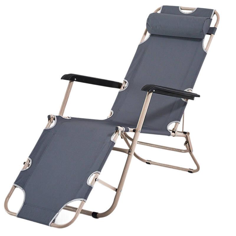 双鑫达 单人午休折叠躺椅