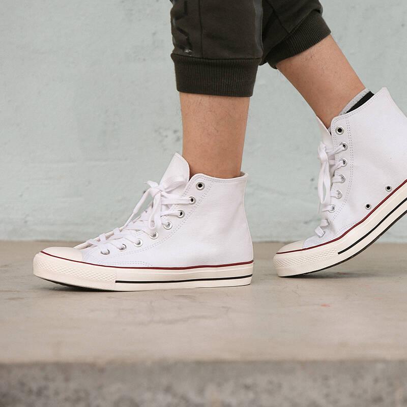 INTERIGHT 高帮帆布鞋