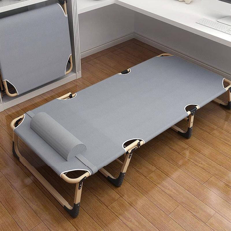 美憩 加固圆管折叠床
