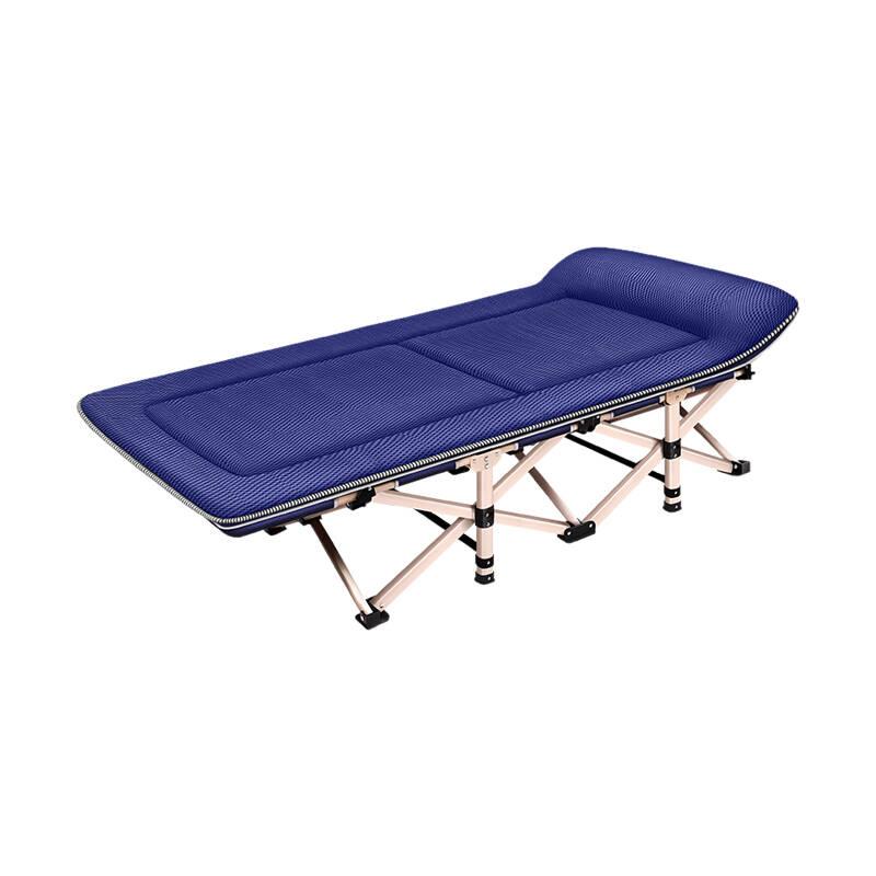 午憩宝 单人头枕折叠床