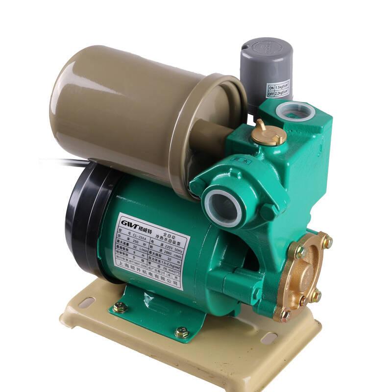 家庭用的增压泵十大排行榜