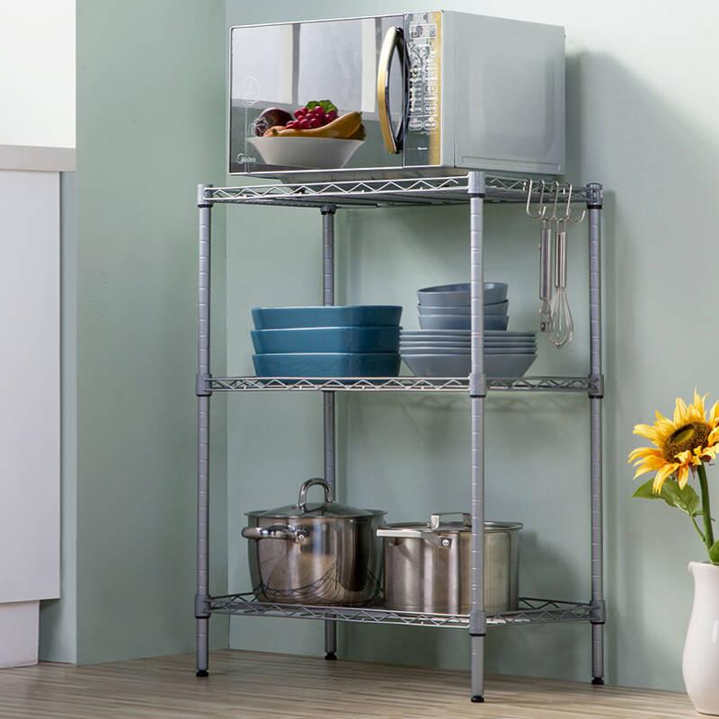 厨房最实用的置物架推荐前十名