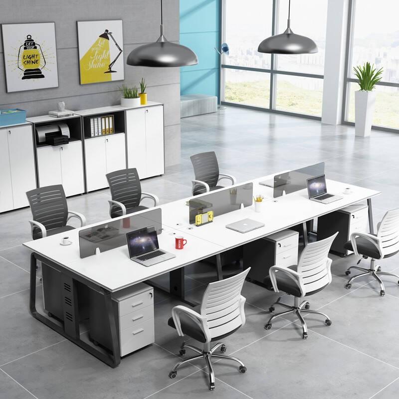 简约现代办公桌椅推荐2021
