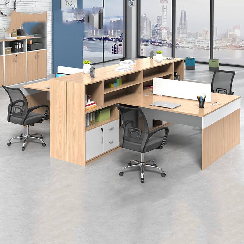 最具性价比的办公桌组合推荐