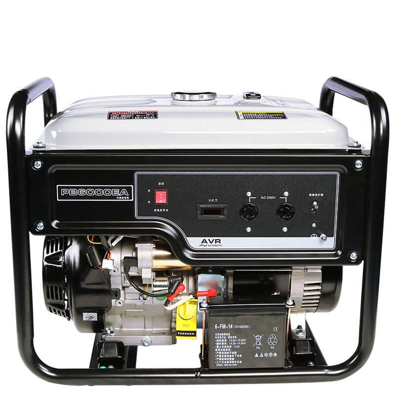 家用汽油小型发电机推荐2021