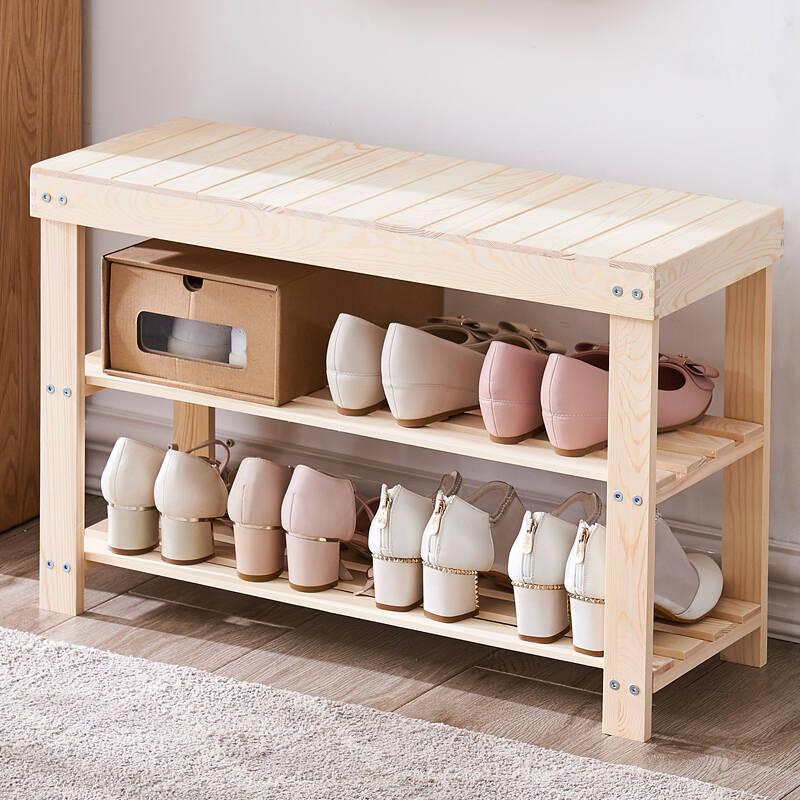 家庭用木质多层鞋架推荐2021