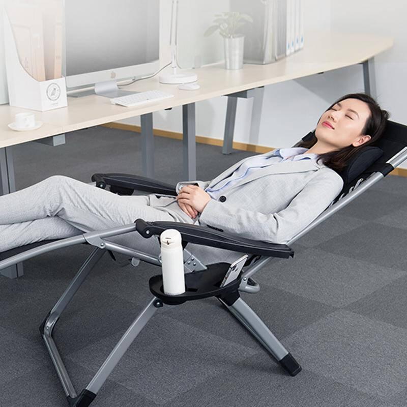 午憩宝 单人折叠午睡椅