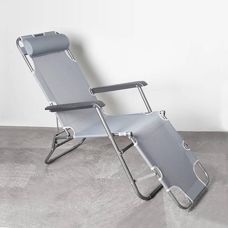 美达斯休闲椅陪护床折叠躺椅