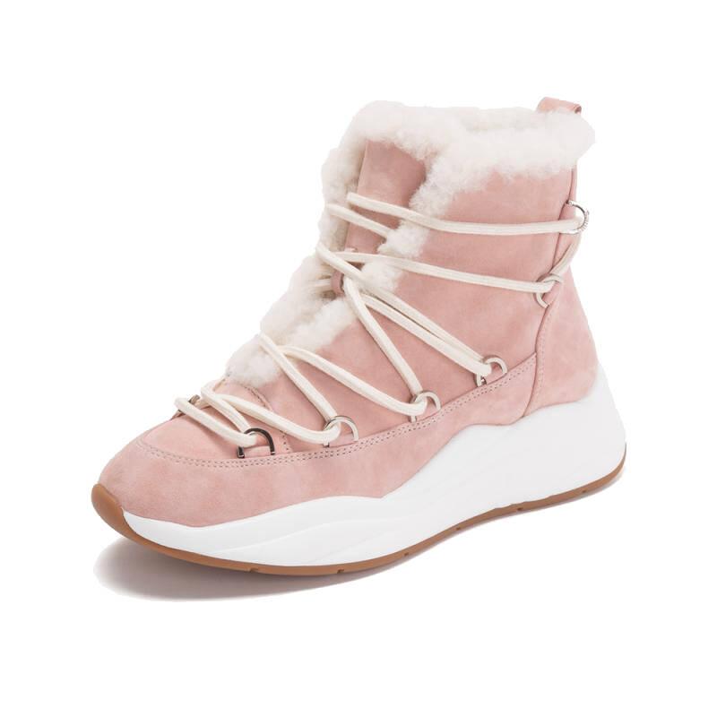 适合女生穿的雪地靴推荐前八名