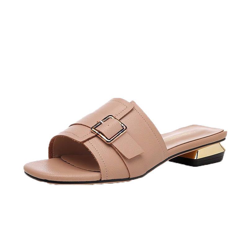 2021十款女士平底拖鞋推荐