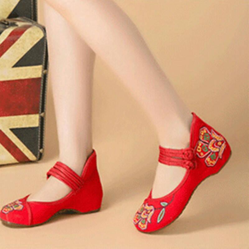 今年流行女士布鞋十大排行榜