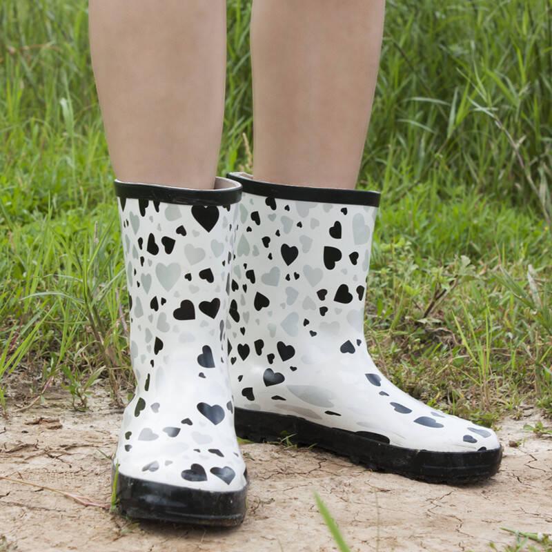 女士雨鞋质量排名前十名