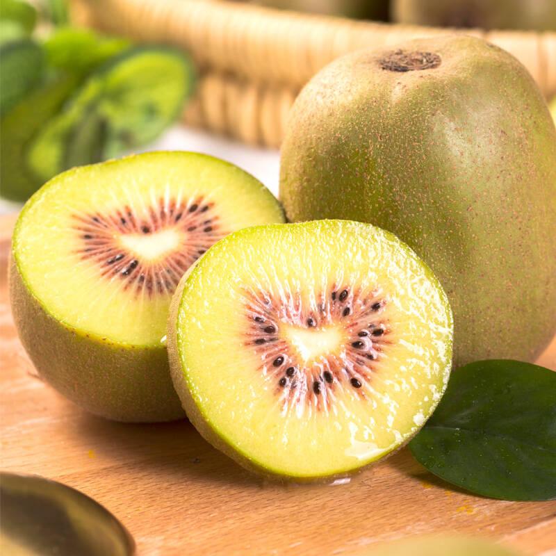 中国最好吃的猕猴桃的排名