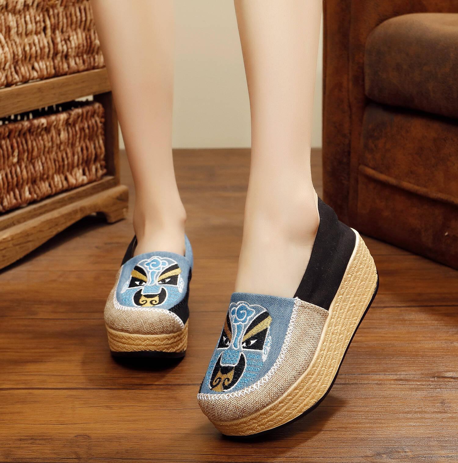 2021新款女士布鞋排行榜