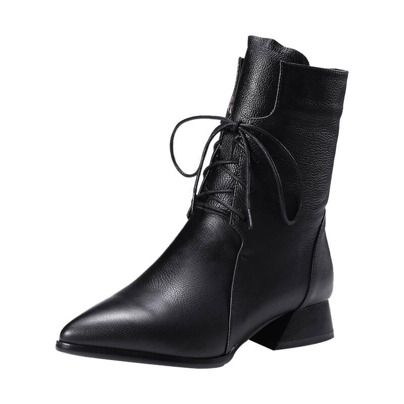 2021十佳女式短筒靴子推荐
