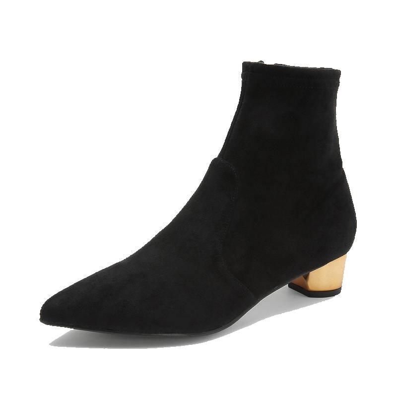 有气质的女短靴排行榜10强