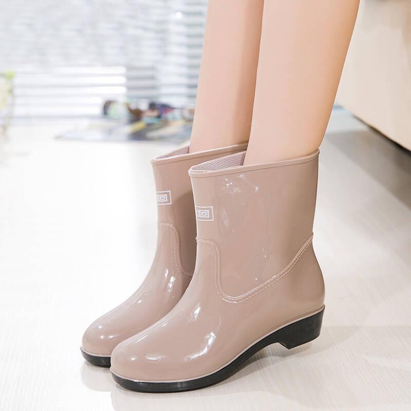 2021下雨天穿的雨鞋推荐