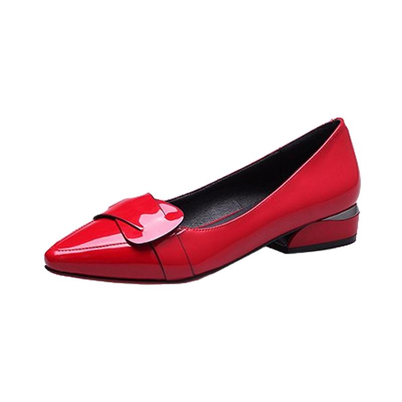 2021十款尖头女鞋单鞋排名