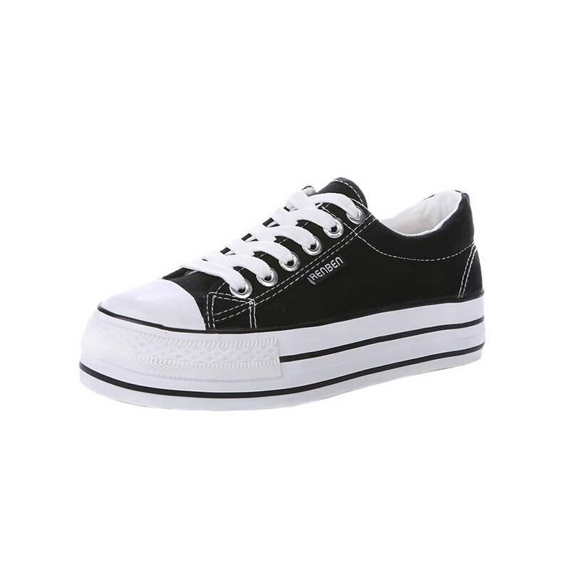 性价比比较高的帆布鞋推荐(女)
