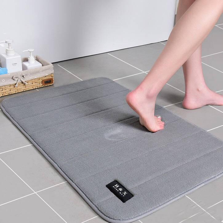 浴室防滑吸水脚垫推荐前十名