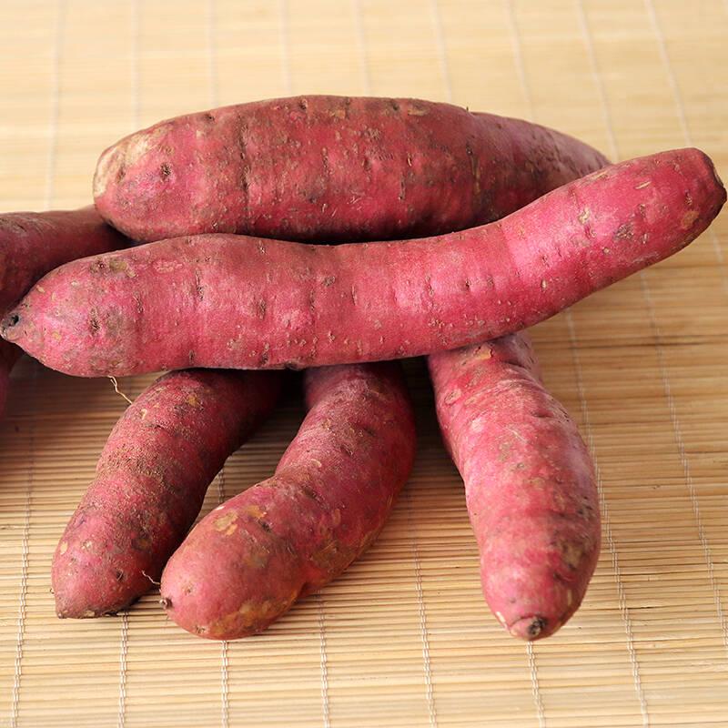 2021年全国最好吃红薯排名