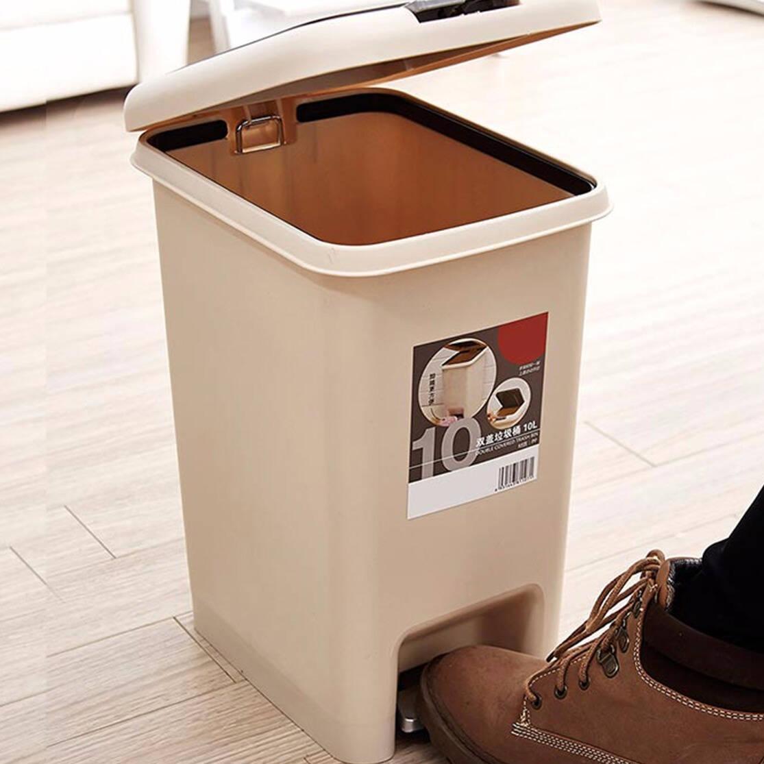 脚踏式垃圾桶十大排行榜