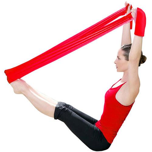 瑜伽拉力带