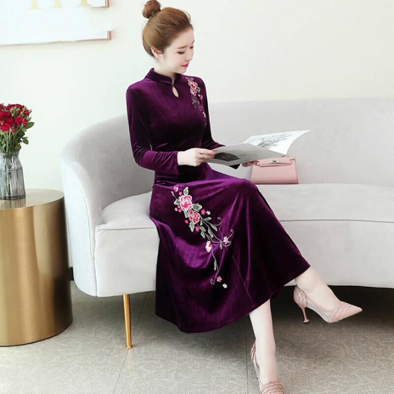 十款日常可以穿出去的旗袍推荐